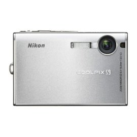 Nikon Coolpix S9 6MP Digital Camera with 3x Optical Zoom