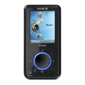 Sandisk Sansa e280 8GB MP3 Player (SDMX4-8192R )