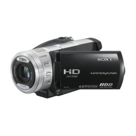 Sony HDR-SR1 AVCHD 4MP 30GB High-Definition Hard Disk Drive Camcorder with 10x Optical Zoom