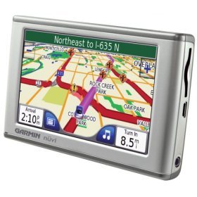 Garmin Nuvi 660 GPS Portable Travel Assistant