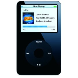 Apple 80 GB iPod with Video Playback (Black)