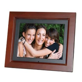 Digital Spectrum MemoryFramePro MF-8104 10.4 Wireless Digital Frame - Black