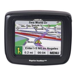 MAGELLAN Roadmate 2000 Portable in-Vehicle GPS Navigation System