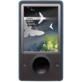 Microsoft Zune 30 GB Digital Media Player