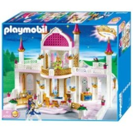 Playmobil Magic Castle with Princess Crown