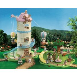 Calico Critters Baby Play House