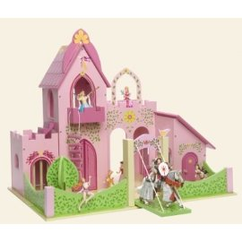 Three Wishes Fairy Castle by Hotaling Imports