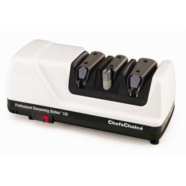 Chef's Choice M130 Professional Sharpening Station, White