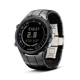 Suunto T3 Heart Rate Monitor and Fitness Trainer Watch (Black/Negative Face)