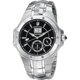 Seiko Men's Kinetic Coutura Watch # SNP007