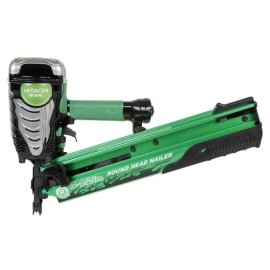 Hitachi NR90AE Full Round Head Framing Nailer