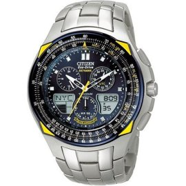 Citizen Men's Skyhawk Eco-Drive Chronograph Watch #JR3090-58L