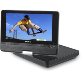 Sony DVPFX810 8 Portable DVD Player