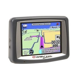 Lowrance Iway 250c Multimedia Gps Portable Navigation