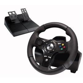 Logitech DriveFX Axial Feedback Wheel