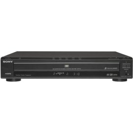 Sony DVP-NC85H/B 5-Disc HDMI DVD/SA-CD/CD Progressive Scan Changer