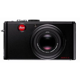Leica D-LUX 3 10MP Digital Camera with 4x Wide Angle Optical Image Stabilized Zoom (Black)