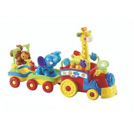 Fisher Price Amazing Animals Sing & Go Choo-Choo Train