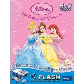 SmartDisc: Disney Princess-V.Flash Home Edutainment System