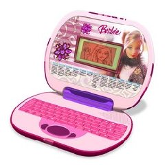 Barbie B-Book - Pink