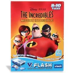 SmartDisc: Incredibles-V.Flash Home Edutainment System