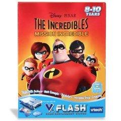 SmartDisc: Incredibles-V.Flash Home Edutainment System