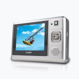 COBY MP-C759 MP3 Player w/512 MB Flash Memory & 2.5 Color LCD Display