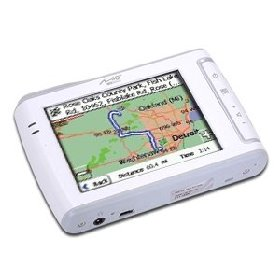 Mio DigiWalker C310x Portable Car Navigation System