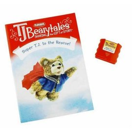 Playskool T.J. Bearytales - Super TJ to the Rescue
