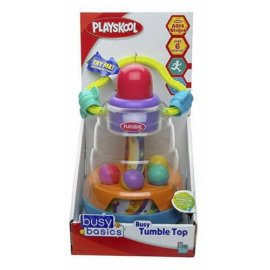 Playskool Busy Tumble Top