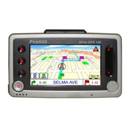 Pharos Drive GPS 140 Navigation Device