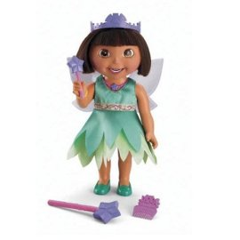 Fairy Wishes Dora - Dora the Explorer