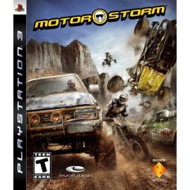 PS3 Motor Storm