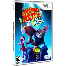 Disney's Chicken Little: Ace in Action Wii