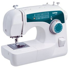 Brother XL2600i 25 Stitch Free Arm Sewing Machine With Multiple Stitch Functions