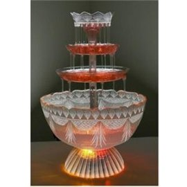 Lighted Punch Fountain LPF 210
