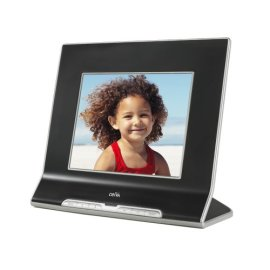 ceiva 8 inch digital photo frame with card reader gosale price comparison results. Black Bedroom Furniture Sets. Home Design Ideas