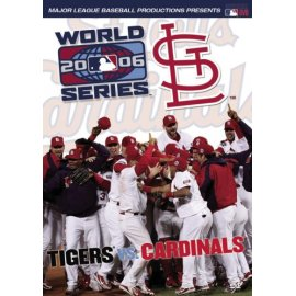 2006 World Series: Tigers vs. Cardinals (The Official Highlights MLB DVD Release)