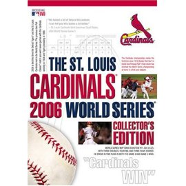 The St. Louis Cardinals 2006 World Series Collectors Edition (8pc)