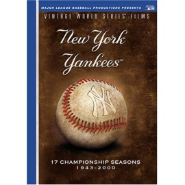 MLB Vintage World Series Films - New York Yankees: 17
