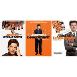 Arrested Development -  Complete Series (Seasons 1-3)