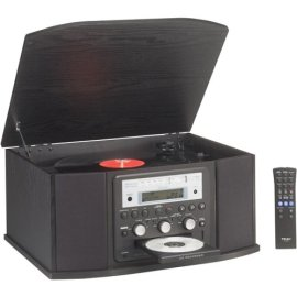 TEAC GF-350 Turntable / CD-Recorder