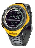 Suunto Vector Wrist-Top Computer Watch with Altimeter, Barometer, Compass, and Thermometer - yellow