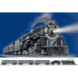 Lionel Trains Polar Express Train Set (O-Gauge)