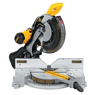DeWalt DW716 12 Double-Bevel Compound Miter Saw
