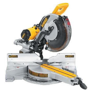 DeWalt DW718 Heavy-Duty 12 Dual Bevel Sliding Compound Miter Saw