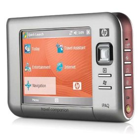 HP iPAQ rx5915 Travel Companion