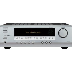 Onkyo TX-SR304S 5.1 Channel A/V Receiver - Silver