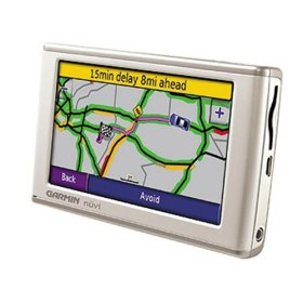 GARMIN Nuvi 680 Personal Travel Assistant with MSN Direct