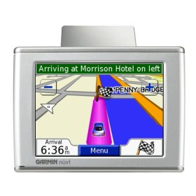 Garmin nuvi 370 Personal Travel Assistant